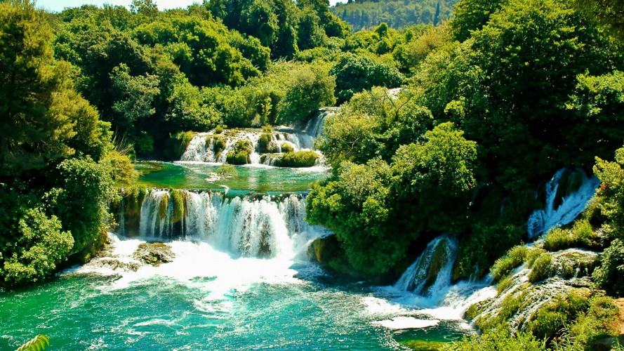 Vodice apartment Krka Waterfalls