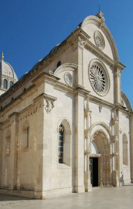 Vodice apartment cathedral