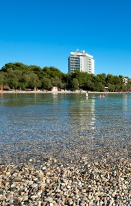 Vodice apartment beach