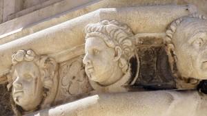 Vodice apartment Cathedral Sebenico
