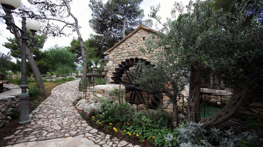 Vodice apartment dalmatian ethno village