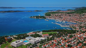 Vodice apartment town